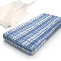 Single Bed Mattress Protection  $10 each